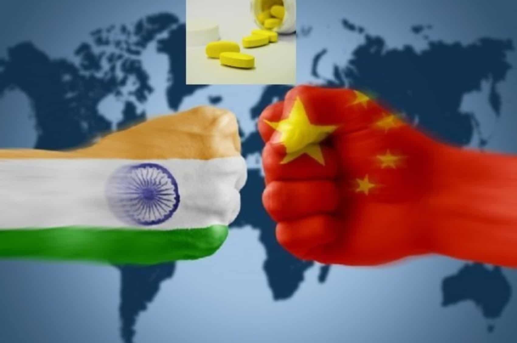 india china pharma