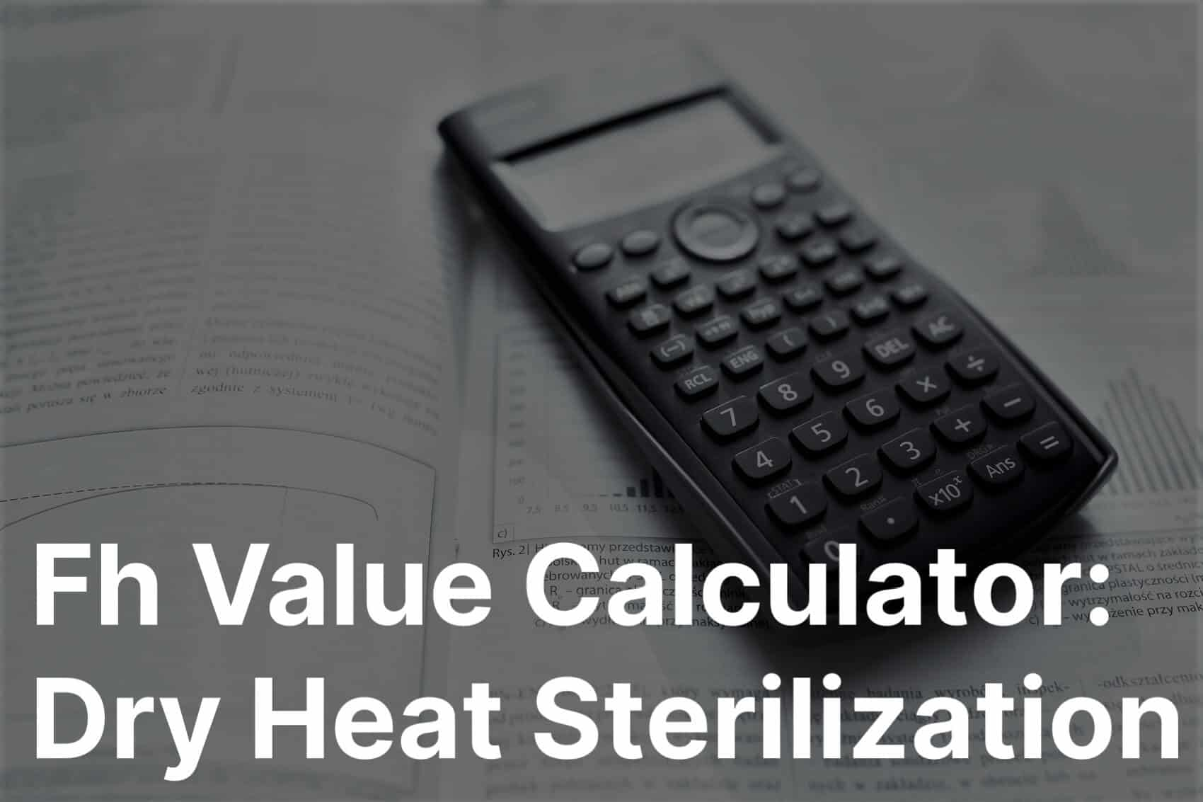 fh-value-calculator-useful-in-dry-heat-sterilization